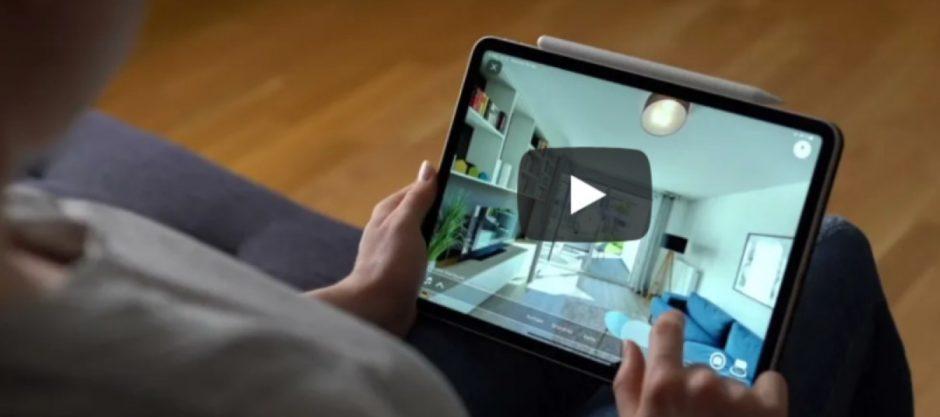 Onlinebesichtigung von Zuhause